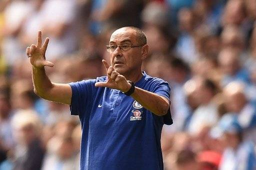 Chelsea's Italian head coach Maurizio Sarri - Premier League Betting - Freebets.co.uk