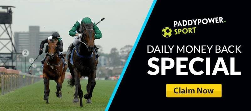 paddy power money back special