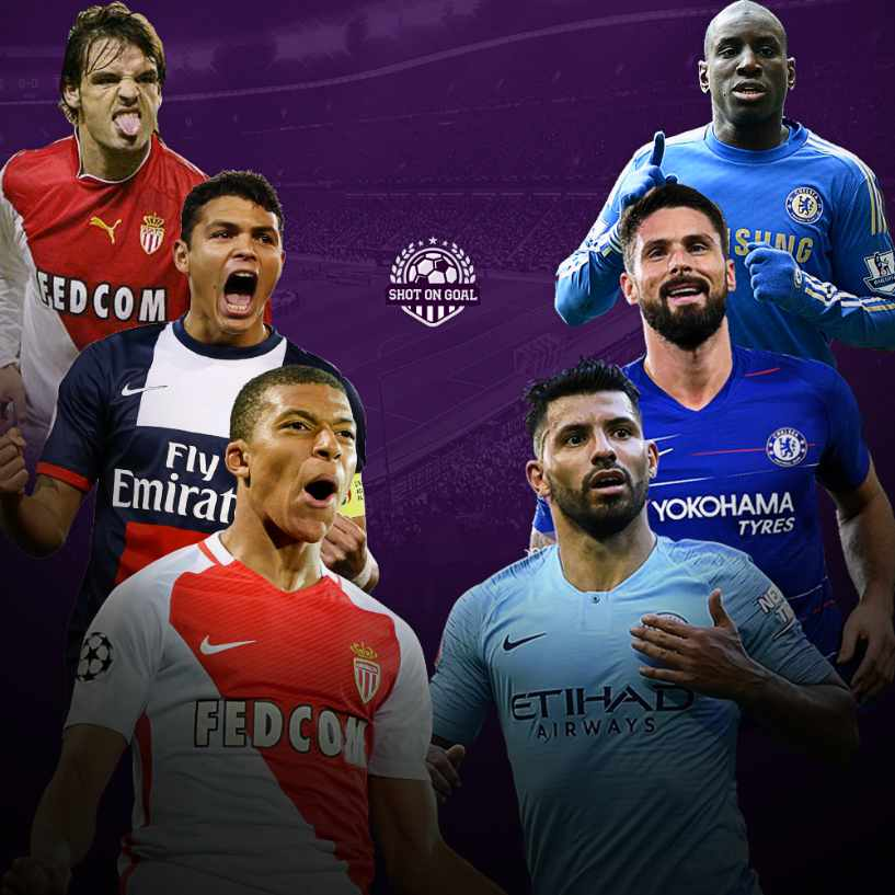 The 5 biggest French - British clashes in the Champions