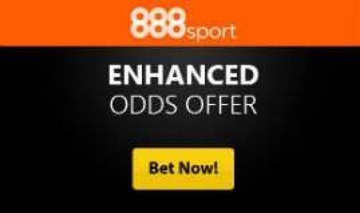 888Sport Enhanced Odds Euro 2016