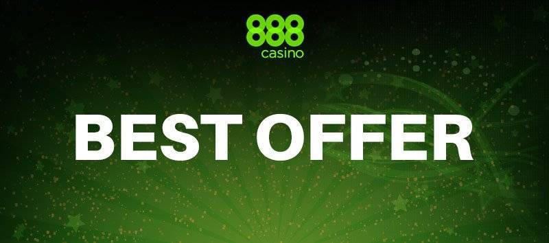 888casino best offer