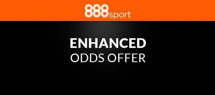 888Sport Treble Odds Offer