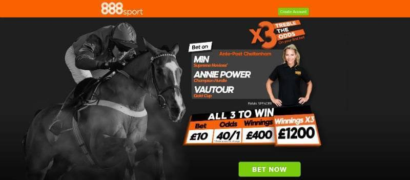 888sport 120/1 enhanced offer