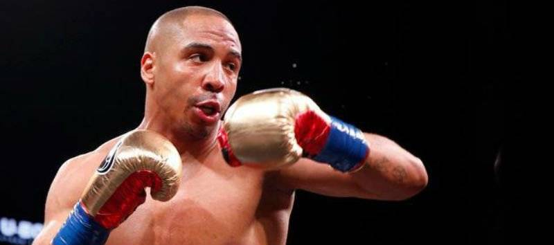Back Andre Ward with Paddy Power