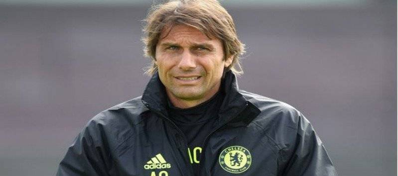 Antonio Conte Chelsea Cover Edit