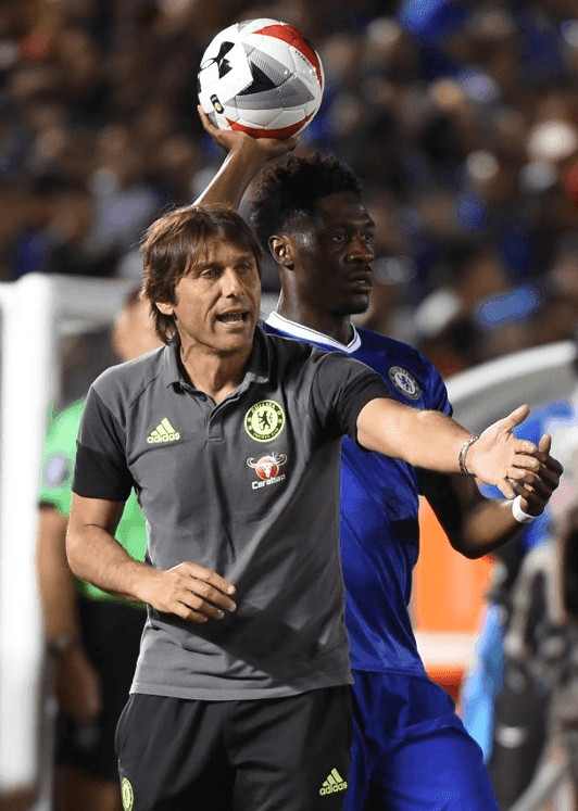 Antonio Conte Friendly