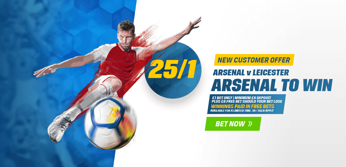 Arsenal Coral Offer