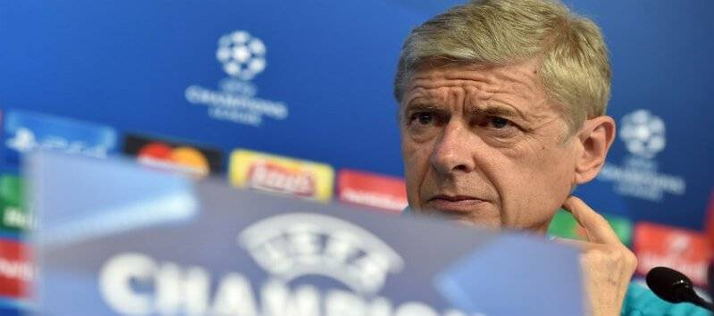 Arsene Wenger Article Edit
