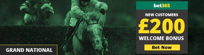 Bet with Bet365 on Grand National