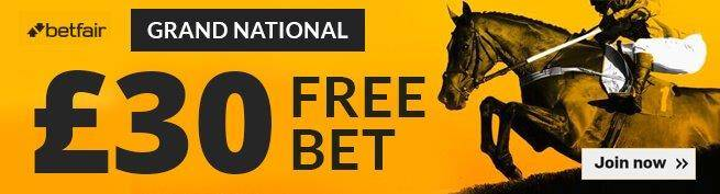Bet on Grand National with Betfair