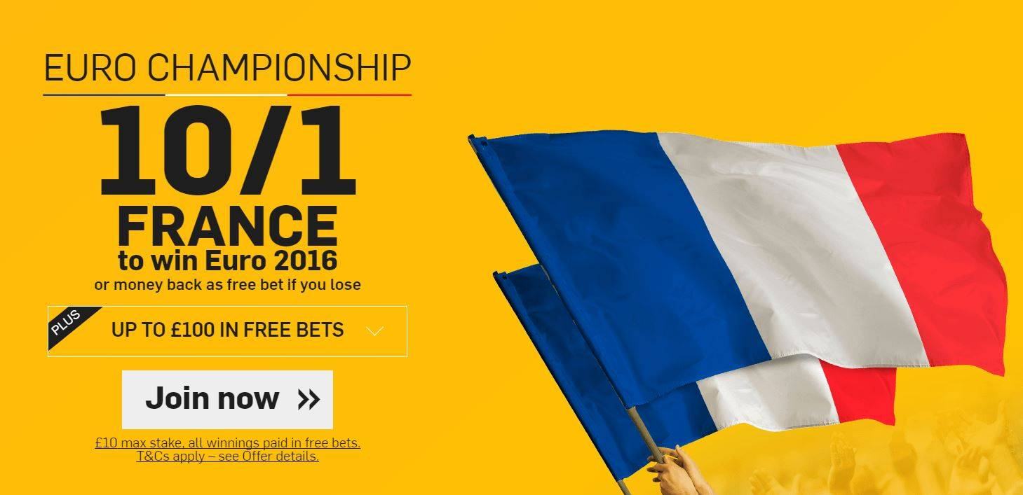 Betfair France To Qualify