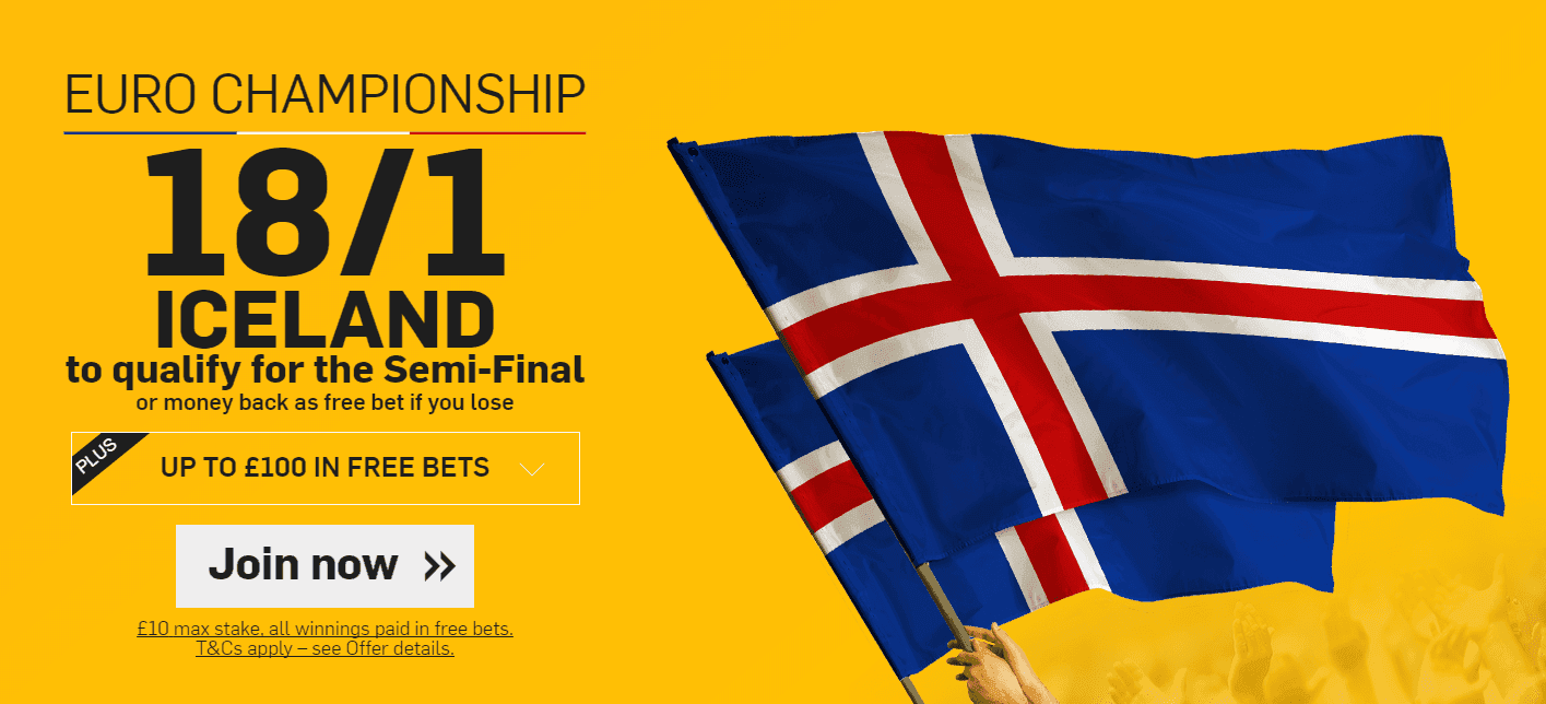 Betfair Iceland Qualify 2