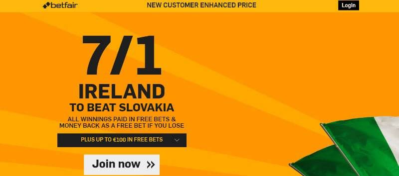 Enhanced Odds with Betfair