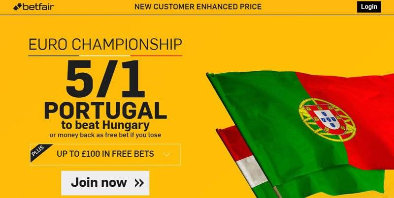 Betfair-Portugal-Offer