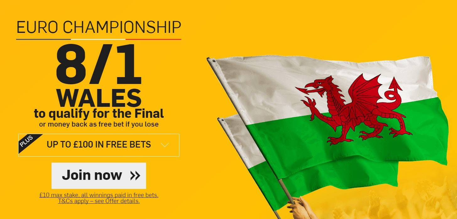 Betfair Wales Qualift