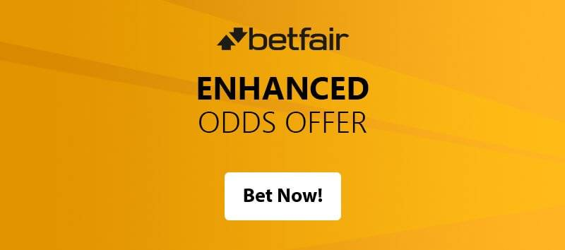 Enhanced Odds Betfair