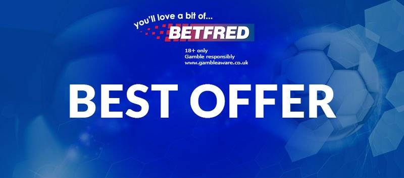 Claim Betfred Betting Offer