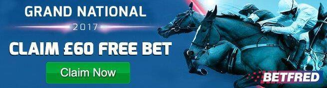 Free Bet Offer with Betfred