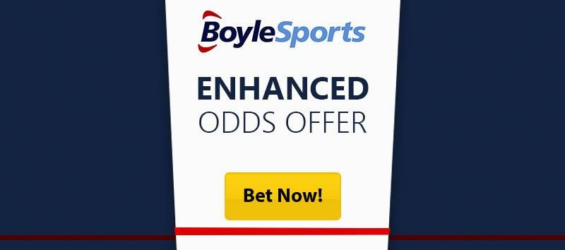 Enhanced Odds Boylesports