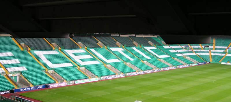 Celtic 13/5 @Betfair
