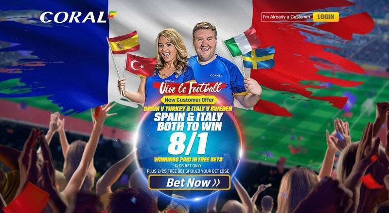 Coral-Spain-Italy-Double