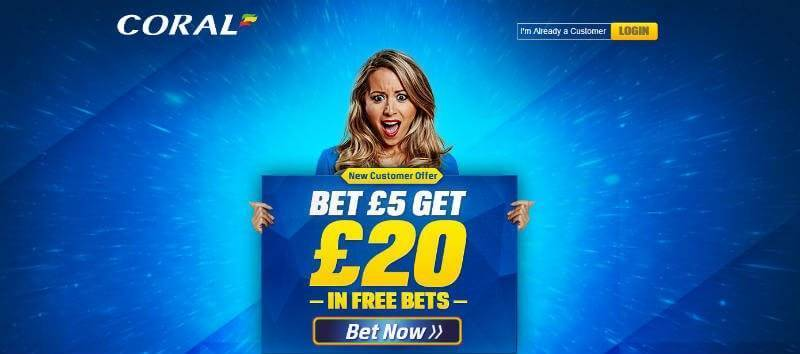 Spain to win Coral Enhanced