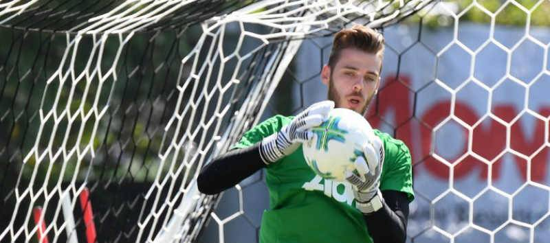David de gea transfer news