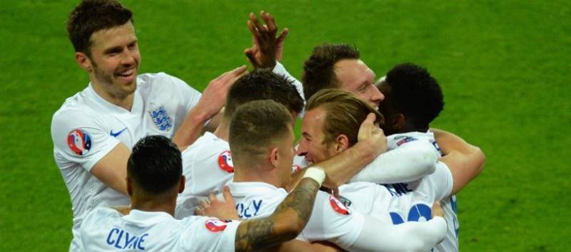 Back England 12/5 @Coral