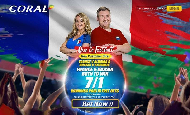 France-Russia-Coral-Double