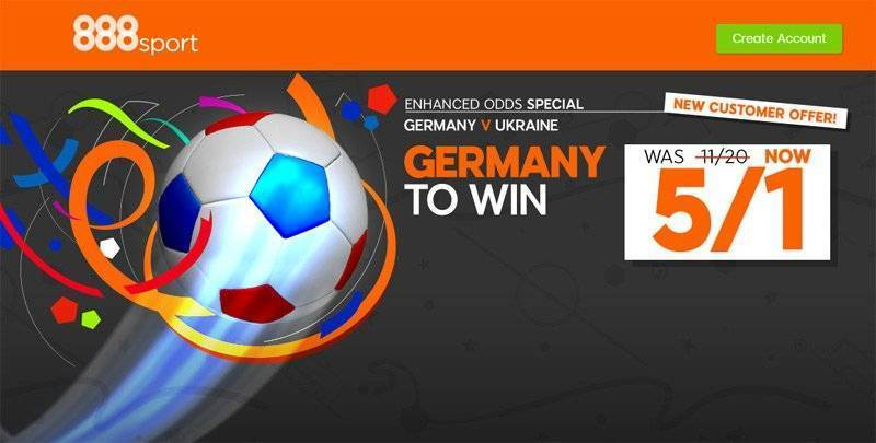 Germany-888Sport-offer