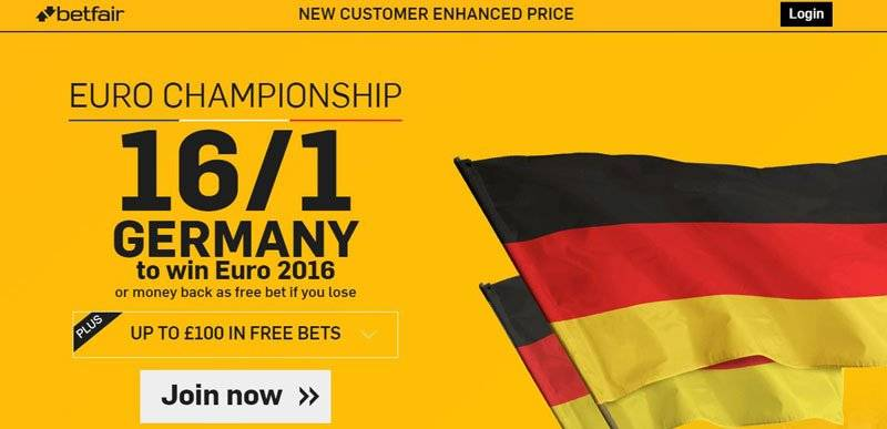 Germany-Betfair-offer