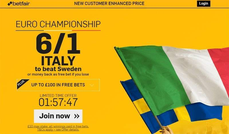 Italy-Sweden-Betfair2