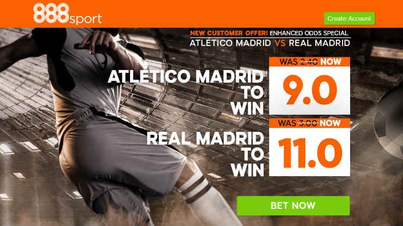 Atletico v Real Betting Tip