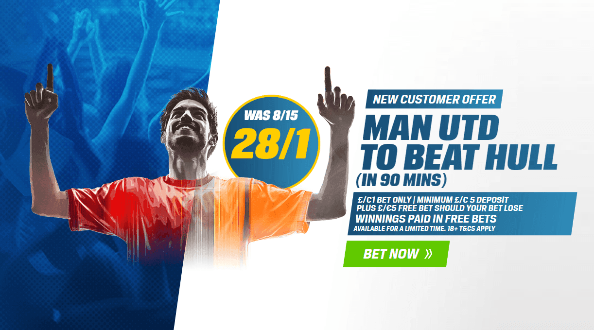 Man United vs Hull Offer