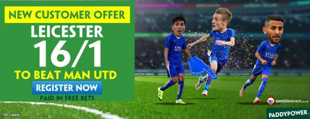 Man Utd v Leicester Betting Tip