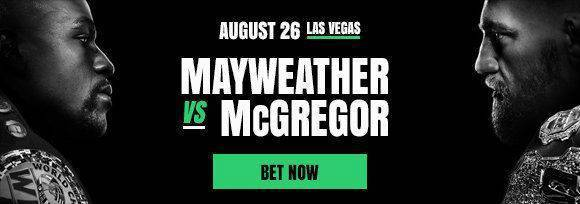 Mayweather v Mcgregor Betting