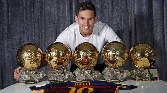 Messi Awards