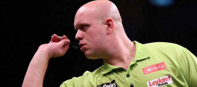 Michael van Gerwen free betting tip