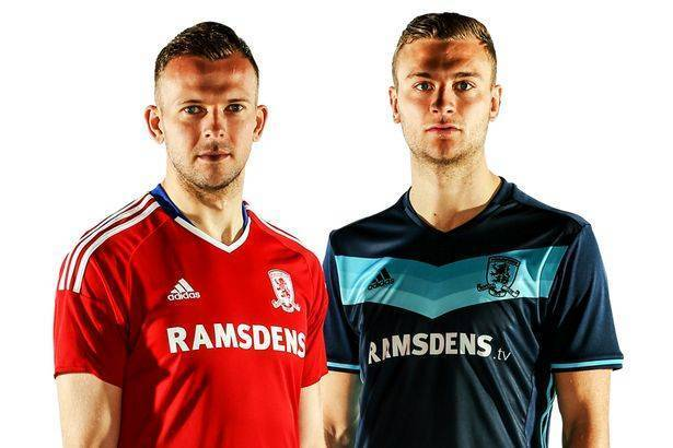 Middlesbrough Home Away