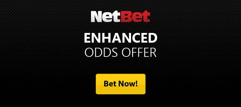 Enhanced Odds Netbet
