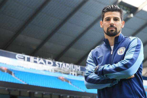Nolito Man City