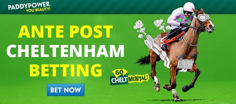 Paddy Power Cheltenham Ante Post