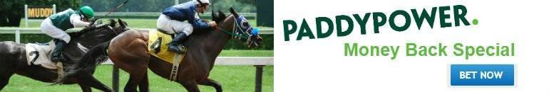 Claim your Money back with Paddy Power Horse Racing