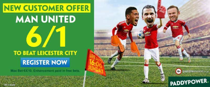 Paddy Power Premier League Betting