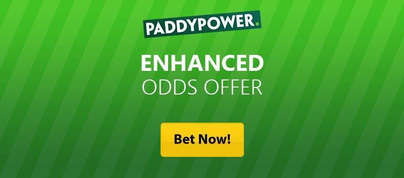 Enhanced Odds Paddy Power