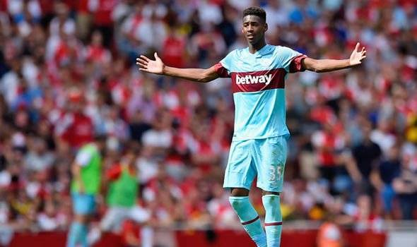 Reece Oxford West Ham