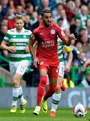 Riyad Mahrez Friendly