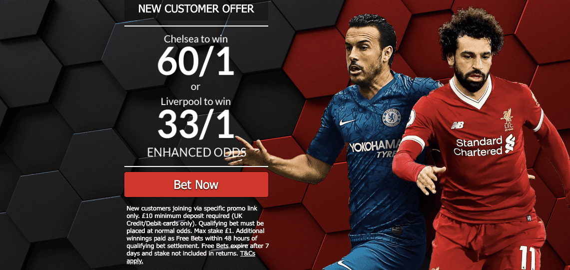 Bet on chelsea contact sports betting poker