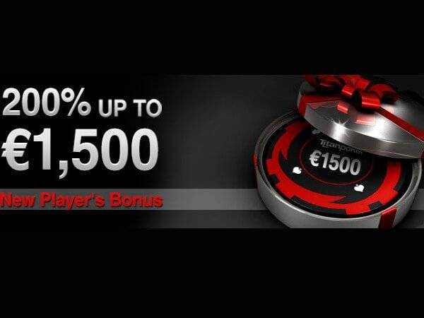 200% Match Titan Poker New bonus