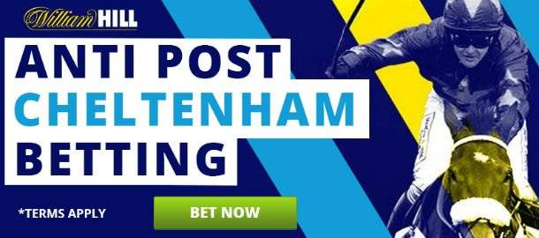 Bet on Cheltenham Festival with William Hill